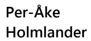 Per-Åke Holmlander
